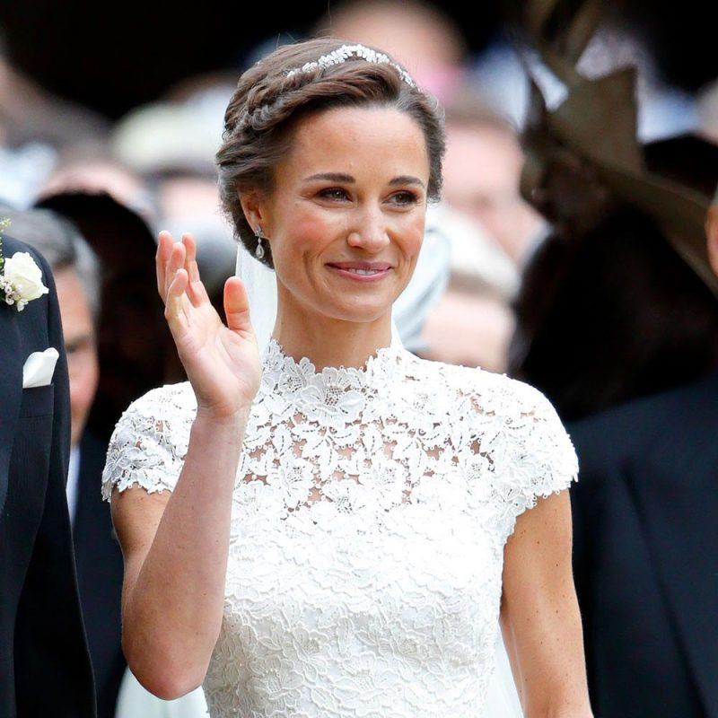Pippa Middleton Wedding Style